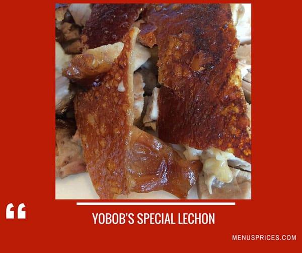 Yobobs Lechon De Cebu Restaurant Random Food