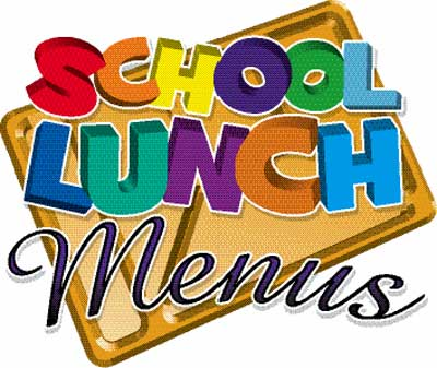 Elementary School Lunch Menus
