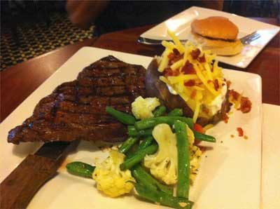 Menu and Prices – Ruby Tuesday Food Review