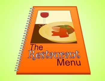 Free Restaurant Menu Design Tips