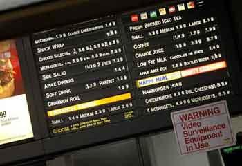 McDonalds Menu Prices -The Dollar Menu Review