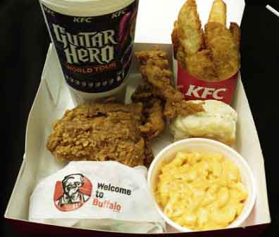 Why You Should Try The KFC Fully Loaded Box Meal - KFC Menu