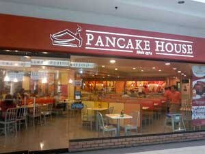 Pancake House Menu and Prices
