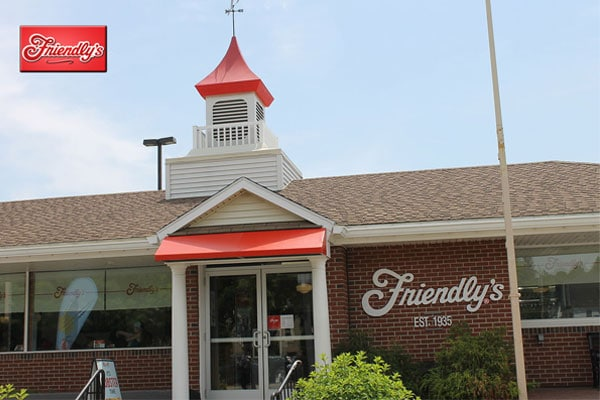 Friendlys Restaurant Menu