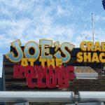 Joe's Crab Shack restaurant menus