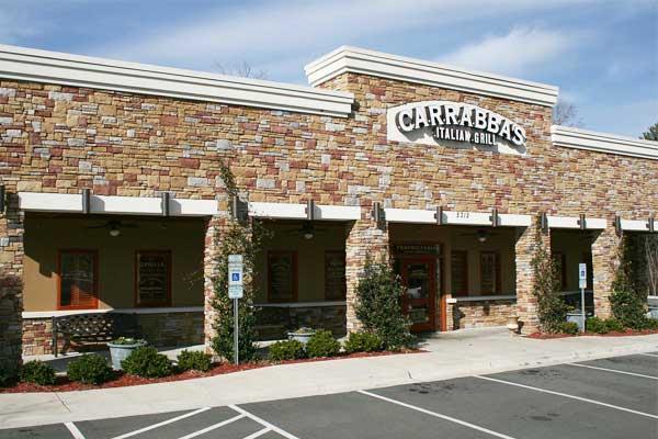 Carrabba's Italian Grill Menu