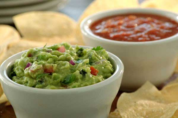 Chilis Fresh Guacamole
