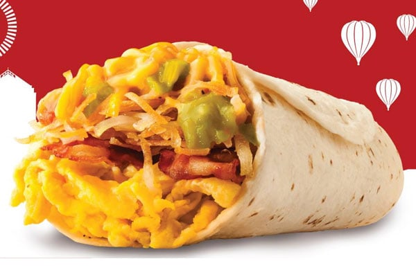 Blakes Lota Burrito