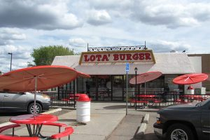 Blakes Lotaburger Menu location