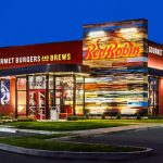 Red Robin Restaurant Front Photo