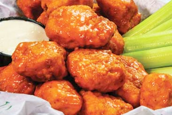 Boneless Jumbo Wings