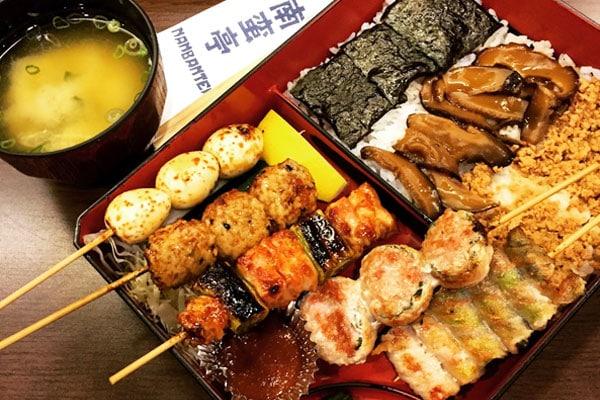 nanbantei of tokyo menus prices