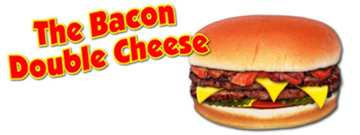 The Bacon Double Cheese