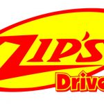 zips drive in official logo of the company