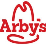 Arbys restaurant official logo of the company