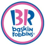 Baskin Robbins official logo of the company