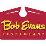 Bob Evans restaurant official logo of the company