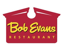 Bob Evans restaurant official logo of the company