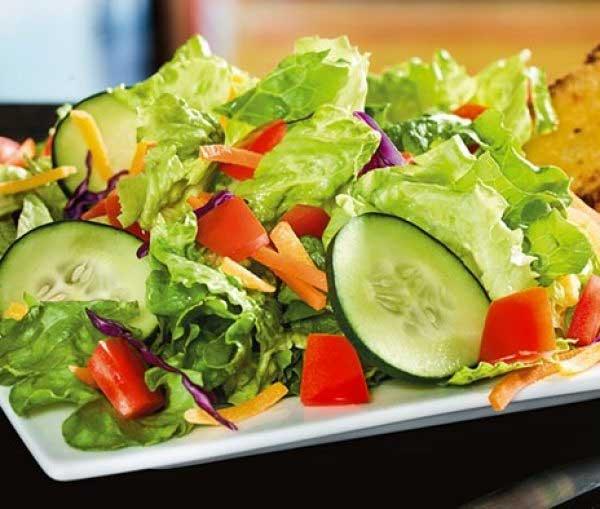 Bottomless House Salad