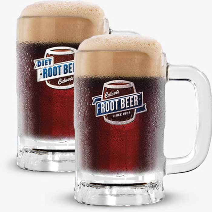Culvers Signature Root Beer
