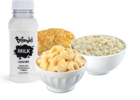 Mac 'n Cheese Kids' Meal