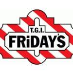 T.G.I. Fridays restaurant official logo of the company