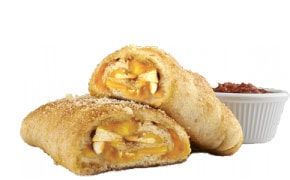 Chicken and Cheese Howie Roll