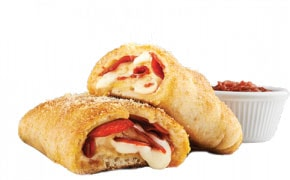 Pepperoni and Cheese Howie Roll