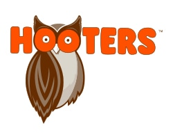 hooters official logo of the company