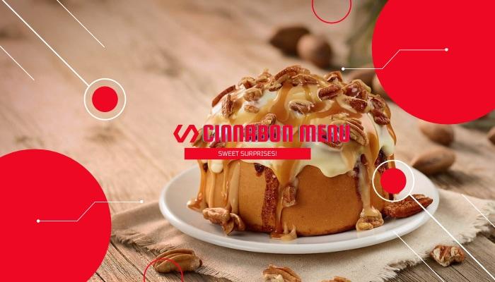 Cinnabon Menu: Sweet Surprises!