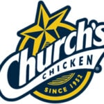 Churchs Chicken Official Logo of the Company